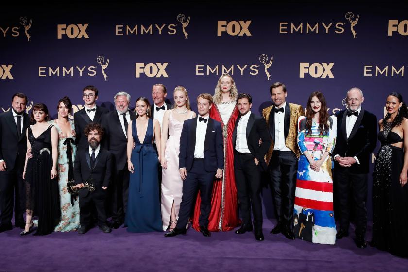 71. Emmy Ödüllerinde Game of Thrones tahtı bırakmadı