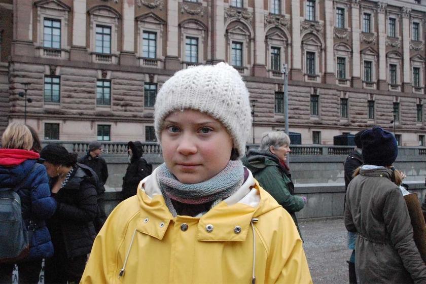 Greta Thunberg İklim Zirvesi'nde konuştu: Gençler artık ihanetinizin farkına vardı