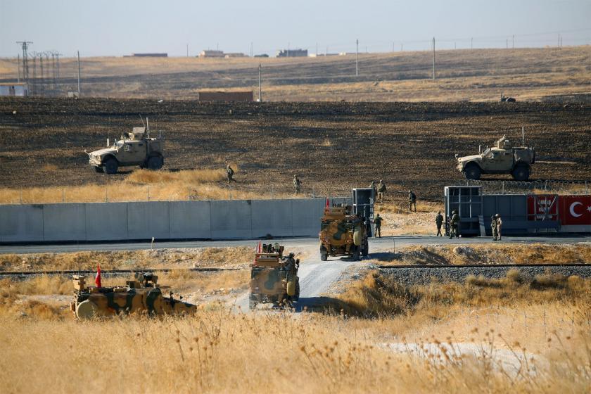 Pentagon'dan Suriye açıklaması: Türkiye'nin operasyon alanından çekildik