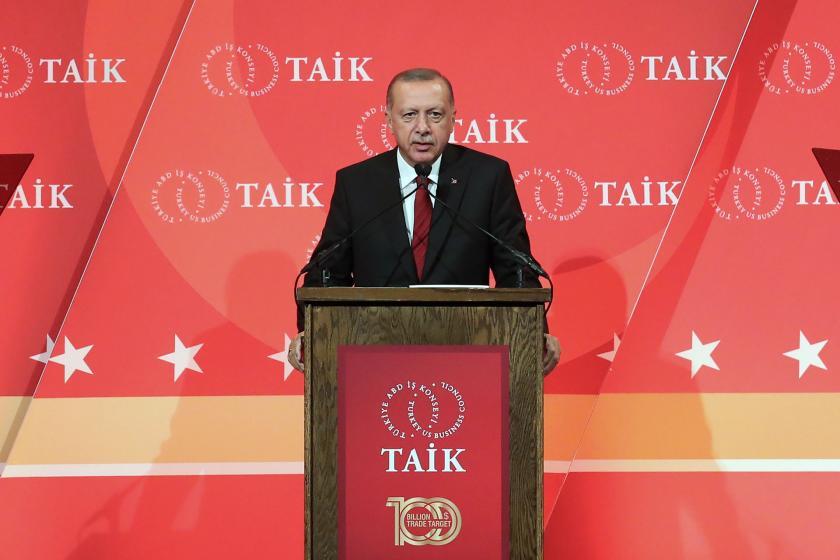 Erdoğan yelkenleri suya indirdi: ABD'nin Türkiye'yi muaf tutmasını bekliyoruz