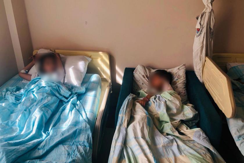 Bingöl'de okulda cıvadan zehirlenen 7 çocuk yoğun bakımda