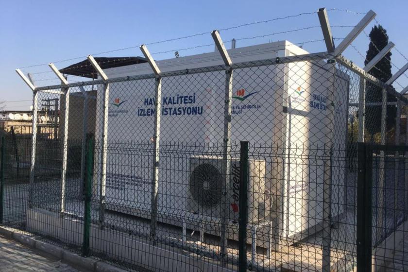 İzmir Aliağa, Menemen, Yeni Foça ve Bozköy'ün hava kirliliği verileri gizleniyor mu?