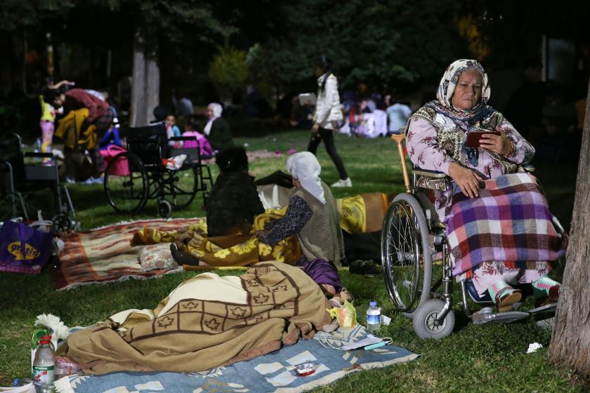 CHP'nin deprem toplanma alanları için verdiği kanun teklifi 2 yıldır bekletiliyor