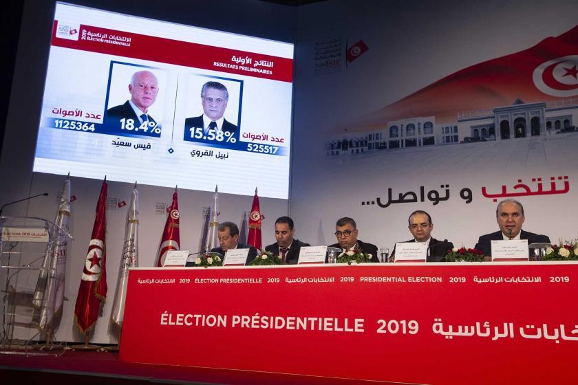 Tunus seçimleri: Devrimci sol, halk tarafından sistemin bir parçası olarak görüldü