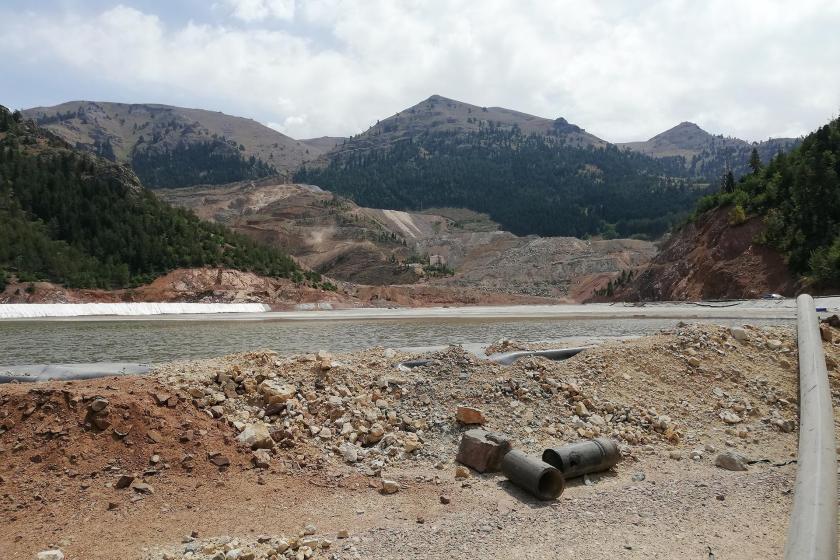 CHP'nin Gümüşhane altın madenleri raporu: Siyanürden ölüm dosyası kapatılmış!