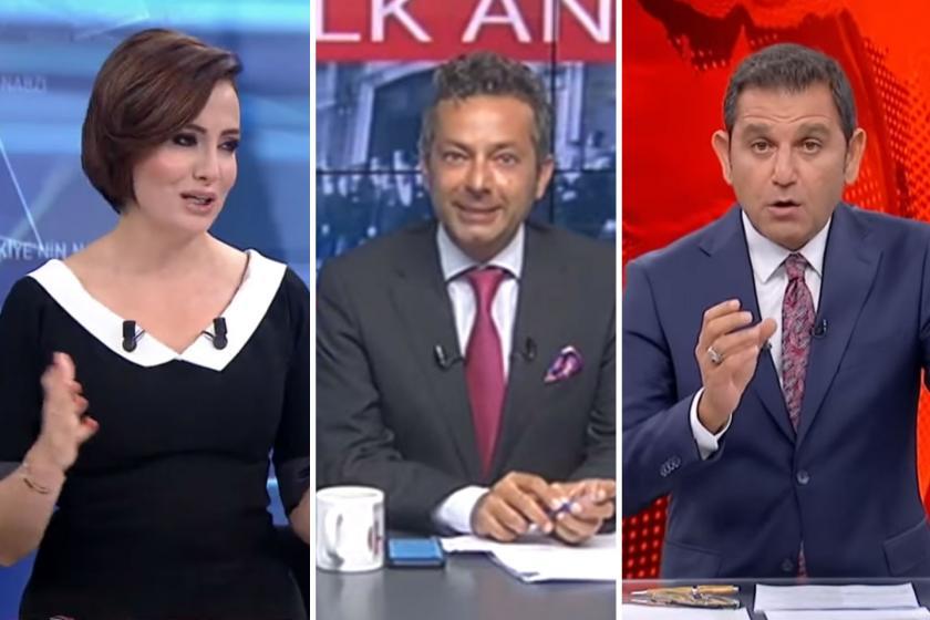 Didem Arslan Yılmaz, İrfan Değirmenci ve Fatih Portakal'dan Altın Kelebek'e ret