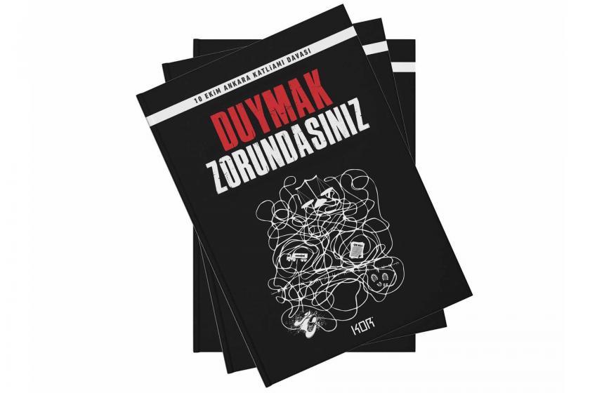 10 Ekim Ankara Katliamı Davası kitaplaştı