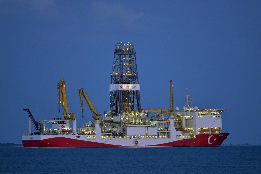 Kıbrıs'ta yeni gerilim: Yavuz sondaj gemisinin Kıbrıs'ın güneyinde