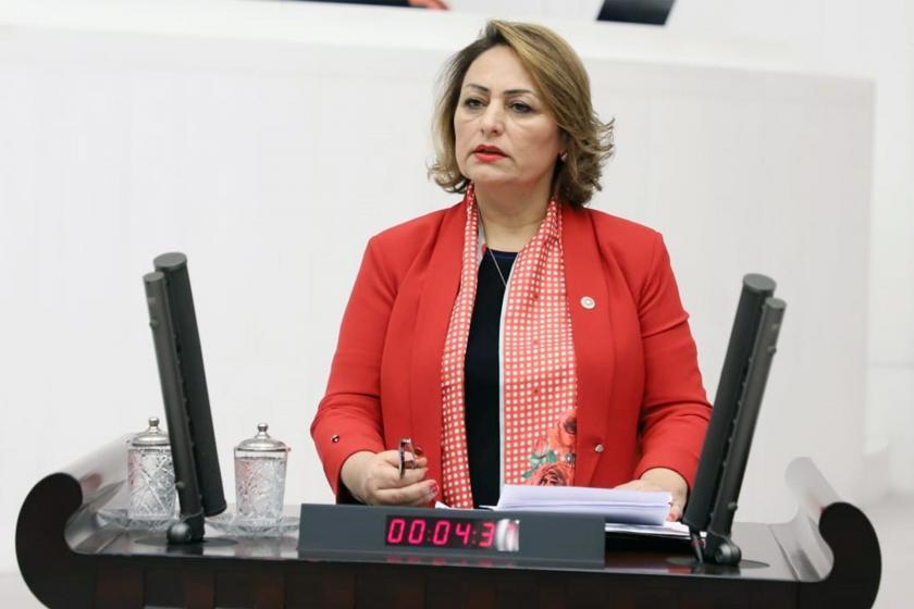"""CHP Milletvekili Müzeyyen Şevkin: """"Adana'da çocuklar okulsuz kalıyor"""""""