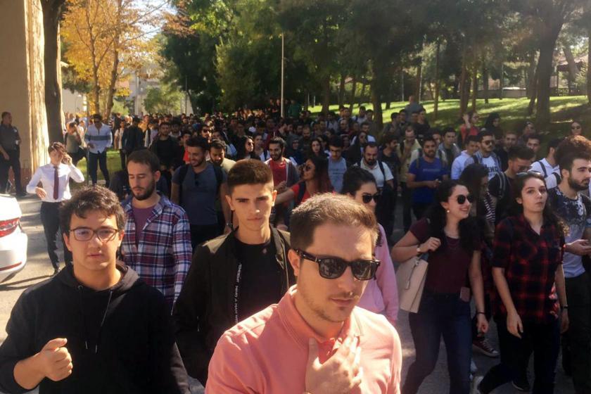 Bölünen Gazi Üniversitesinde yer sorunu ve taşınma gündemde