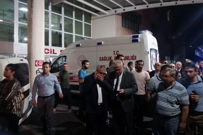 Aydın'da CHP Efeler İlçe Başkanı evinin önünde saldırıya uğradı