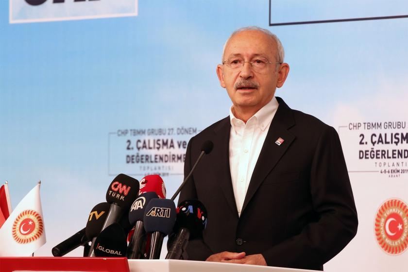 Kılıçdaroğlu'ndan KHK'lilere dönük engellemeye tepki: Neden korkuyorsunuz?