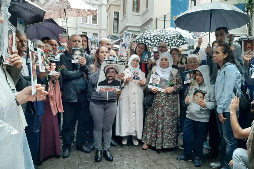 Cumartesi Anneleri Kerevan İrmez'in akıbetini sordu