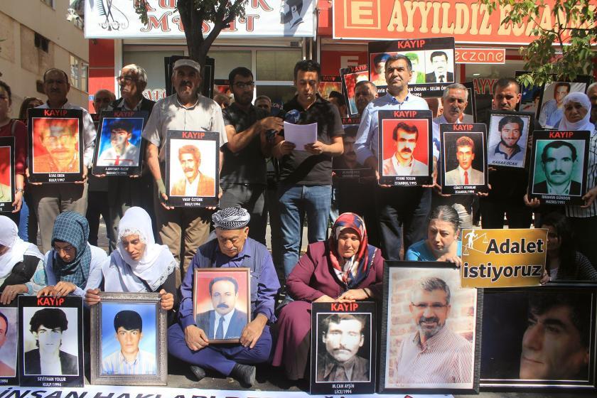 Kayıp yakınları: Mehmet Sincar dosyasının takipçisi olacağız