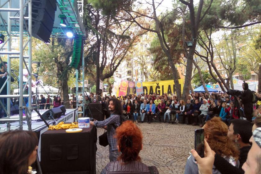 İstanbul Kaz Dağları Dayanışması: Maden ruhsatı iptal edilsin