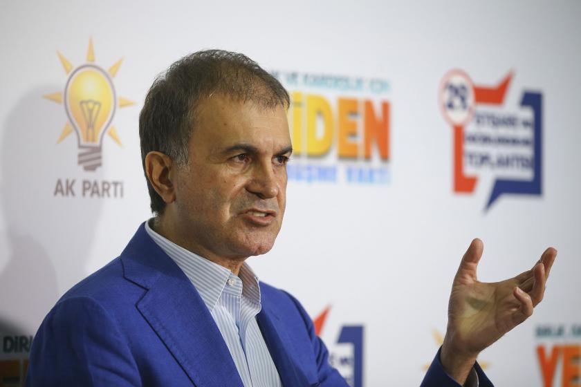 AKP Sözcüsü Çelik: CHP, HDP'ye müsamahakar davranıyor