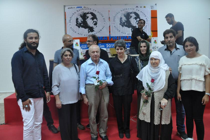 Arjen Arî Şiir Yarışması ödülleri sahiplerine verildi