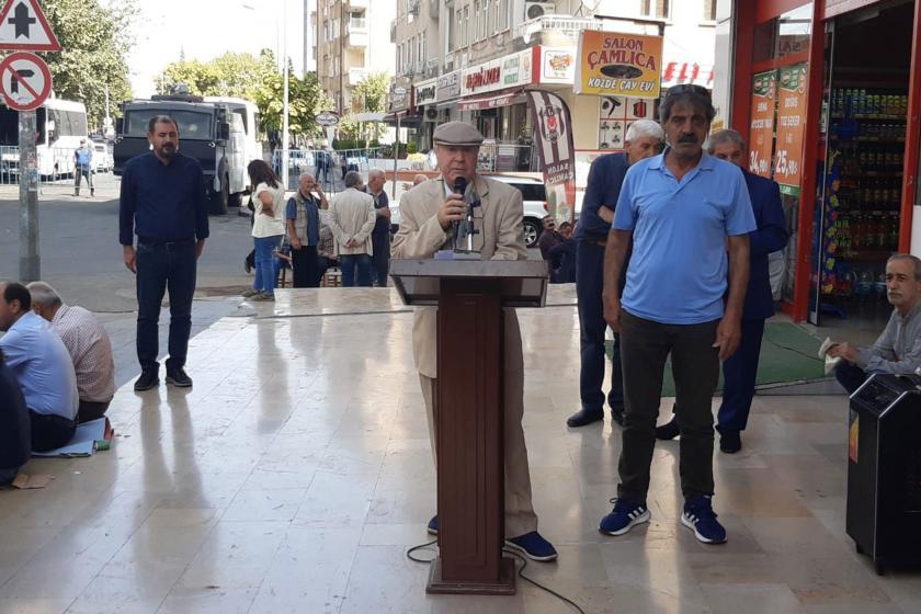 Diyarbakır'da kayyum eylemleri 49. gününde: Halkın kendini yönetmesinden korkuyorlar