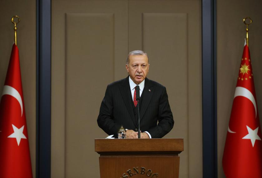 Cumhurbaşkanı Erdoğan: ABD askerleri çekilmeye başladı
