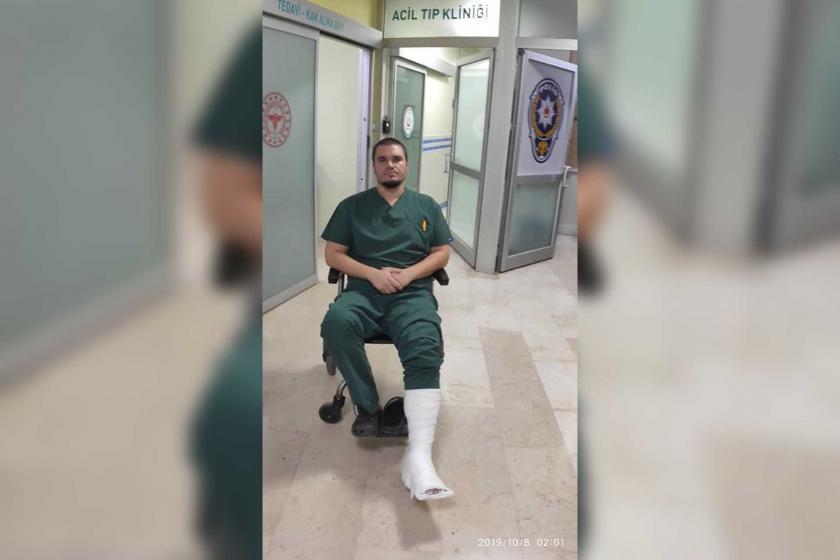 Konya'da doktorları darbetmekle suçlanan 3 kişiden 2 kişi gözaltına alındı