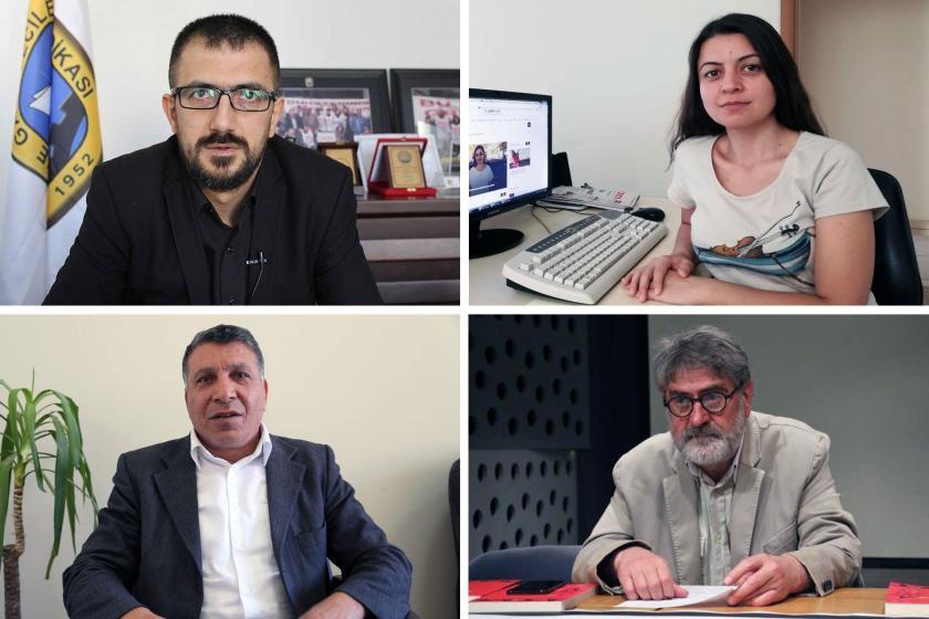 Gazetecilerden yargı paketi tepkisi: Kanun uygulansa cezaevinde gazeteci kalmaz
