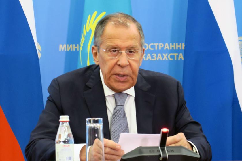 Rusya Dışişleri Bakanı Lavrov: Adana Mutabakatı'nın uygulanması için çalışıyoruz