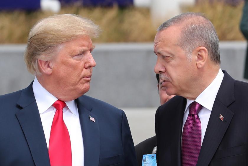 ABD Hazine Bakanı Mnuchin: Trump Türkiye'ye yaptırım kararnamesini imzaladı
