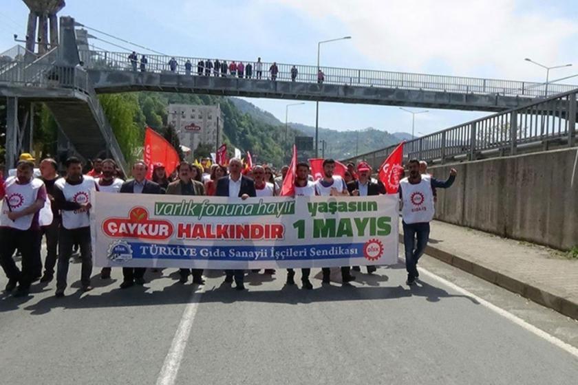 ÇAYKUR'da sözleşme imzalandı, işçilerin talepleri başka bahara kaldı