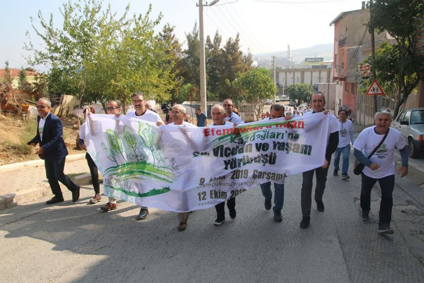 Suriye operasyonu gerekçe gösterilerek Kaz Dağları mitinginin erteleme kararına tepki