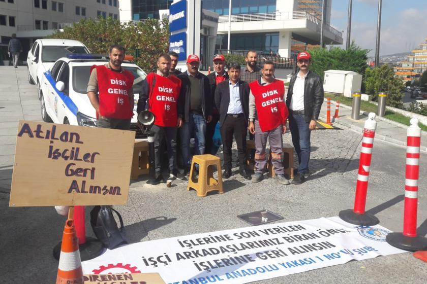 Ataşehir'de mücadele sürüyor: Belediye, direnişi kırmak için zabıtaları gönderdi