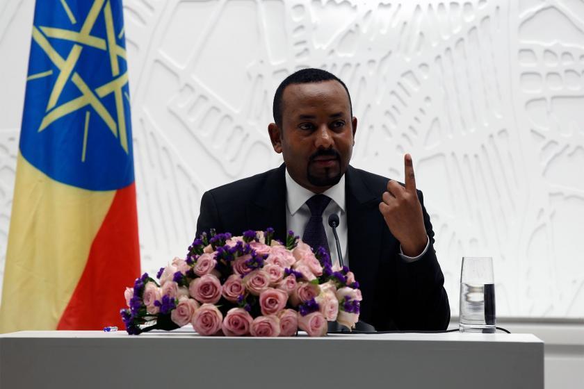 2019 Nobel Barış Ödülü Etiyopya Başbakanı Abiy Ahmet Ali'ye verildi