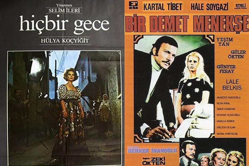 Sinemada Selim İleri filmleri