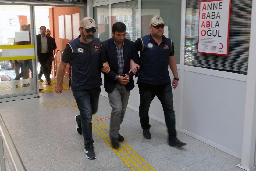 Sosyal medya operasyonu: SP'li belediye meclis üyesi ve HDP İlçe Eş Başkanı tutuklu