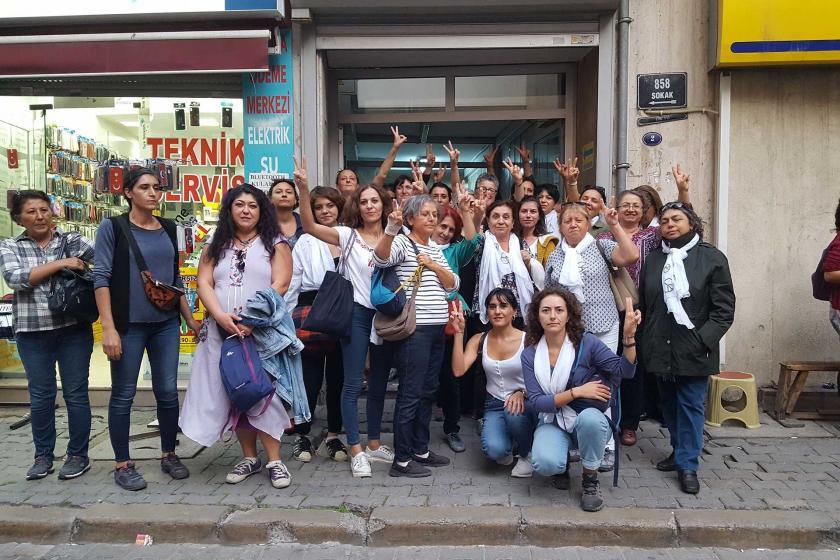 İzmir Kadın Platformundan operasyon açıklaması: Yaşamak ve yaşatmak istiyoruz
