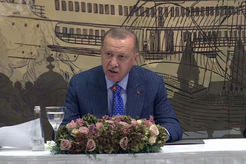Erdoğan: 30-35 kilometre derinliğe kadar ineceğiz