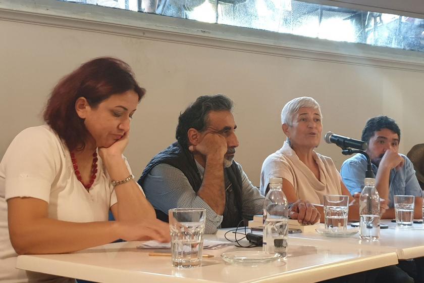 10 Ekim Ankara Katliamı davası kitabı 'Duymak Zorundasınız' Eskişehir'de tanıtıldı