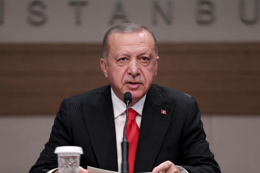 Erdoğan: Kobani'de Rusya'nın olumlu yaklaşımıyla sıkıntı olmayacağa benziyor