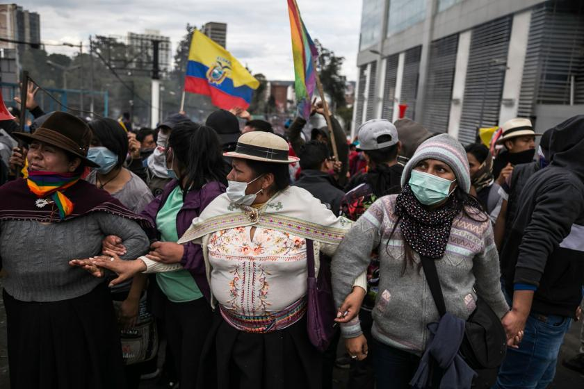 Ekvador Marksist Leninist Komünist Partisi: Zaferi, cesaret ve eylem birliği getirdi