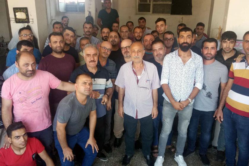 Antep'te iş bırakan saya işçileri yüzde 20 zam ve 'sigorta' kazandı