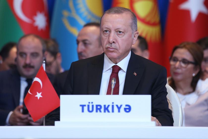 Erdoğan: Menbic'den Irak sınırına kadar olan bölgeyi güvenli hale getireceğiz