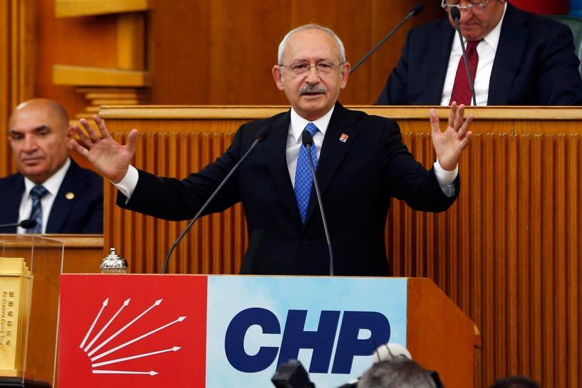 Kılıçdaroğlu: Suriye'ye silah gönderdiler, dünyanın her yerinden terörist gönderdiler