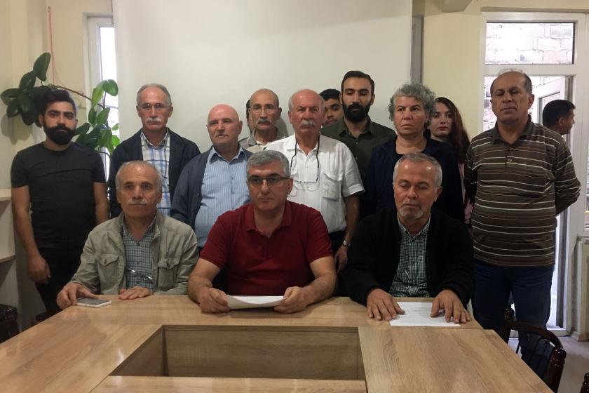 Malatya'da ev baskınları: EMEP İl Başkanı serbest, HDP İlçe Başkanına tutuklama