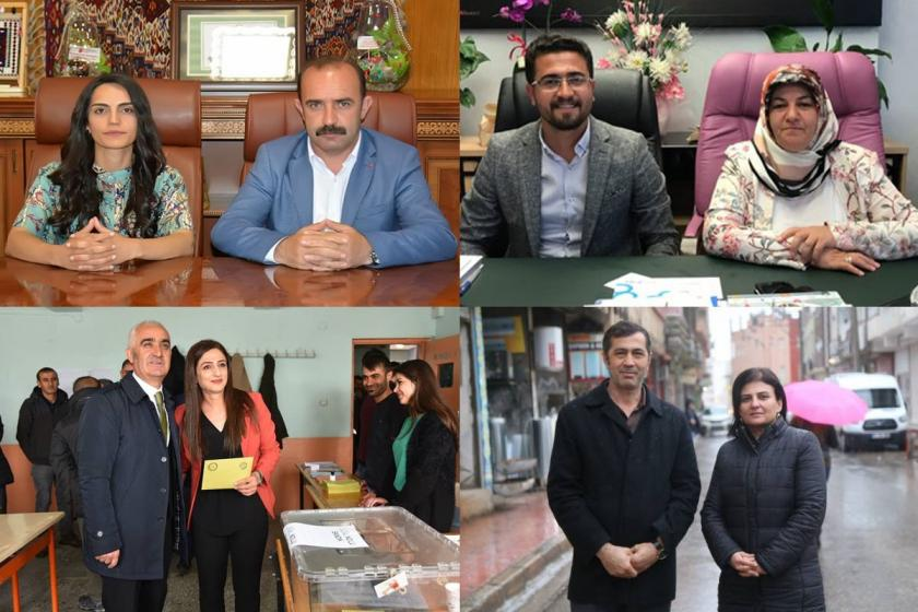 HDP'li il ve ilçe belediye başkanlarına gözaltı