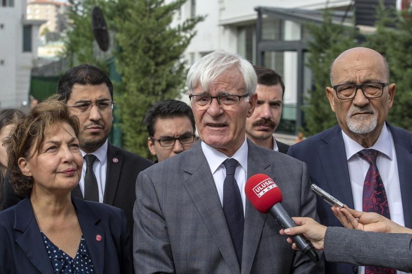 Vatan Partisi, HDP'nin kapatılması için başvuru yaptı