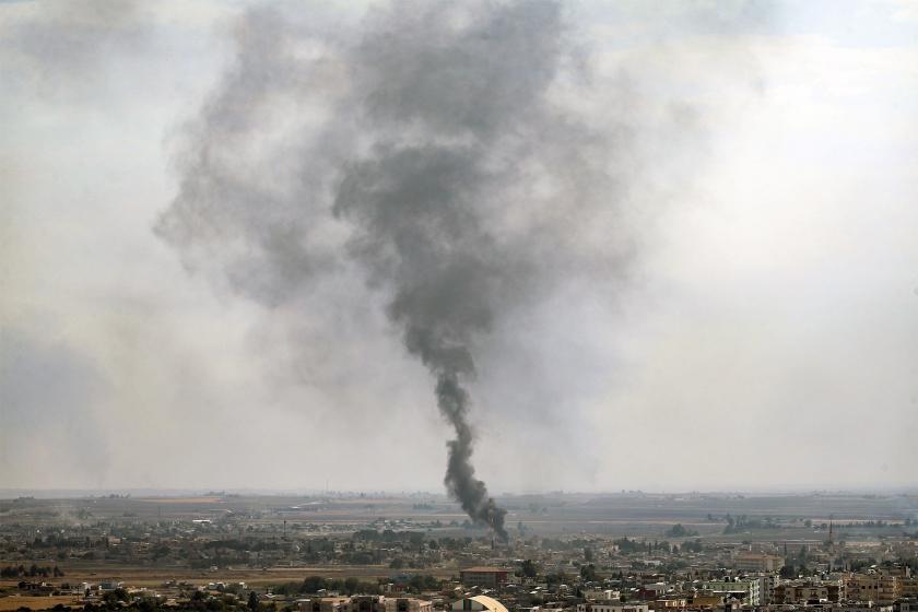 Suriye operasyonunda 8. gün: 'Suriye ordusu Rakka ve Kobani'ye girdi' iddiası