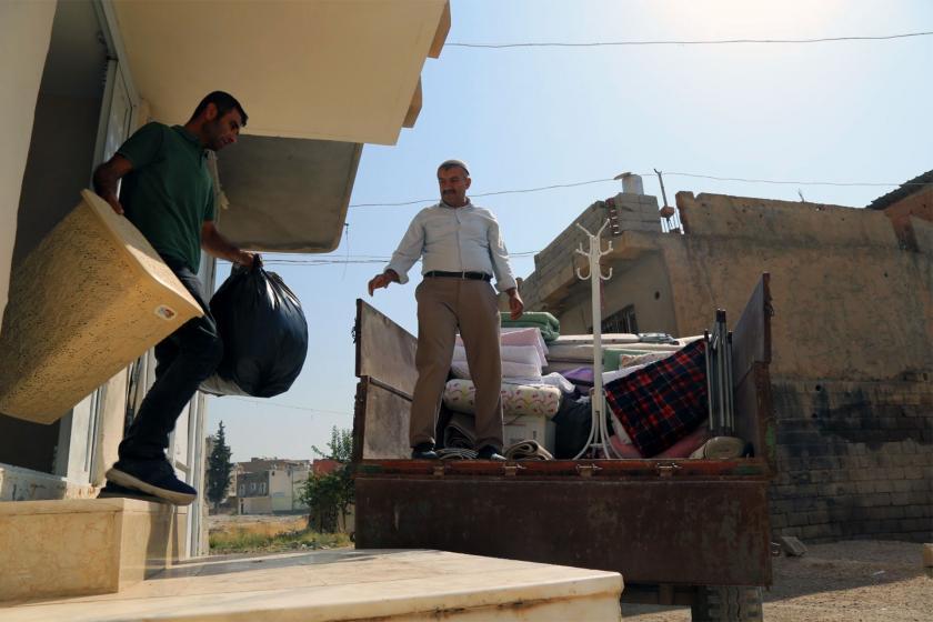 Nusaybin'den Cizre'ye: Yine biz ölüyoruz, yine biz göç ediyoruz