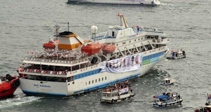 Mavi Marmara saldırısına takipsizlik
