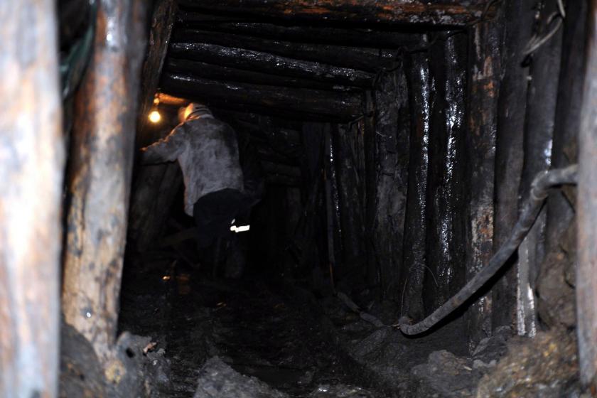 Tazminatlarını alamayan maden işçilerini duyan yok