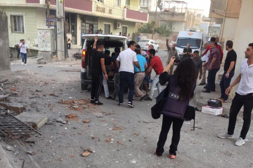 Nusaybin'de havan topu nedeniyle yaralanan bir kişi daha yaşamını yitirdi