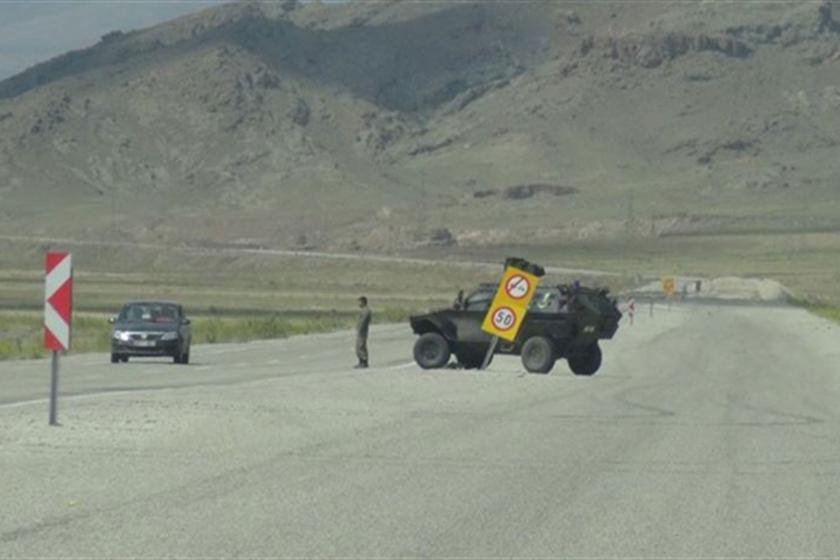 Van'da askeri araca ateş açıldı: 1 asker hayatını kaybetti, 2 asker yaralandı